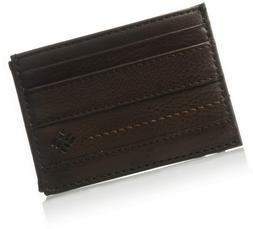 Columbia Men's Rfid Blocking Wide Magnetic Front Pocket Wall