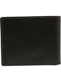 Fossil Men's Richard Rfid Flip Id Bifold Leather Wallet