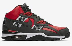 Nike Mens Air Trainer SC High SPEED RED/BLACK-WHITE Size 14