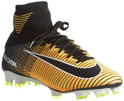 NIKE Mens Mercurial Superfly FG Soccer Cleat  Laser Orange,