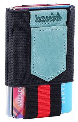 Minimalist Slim Wallet Credit Card Holder Front Pocket Walle