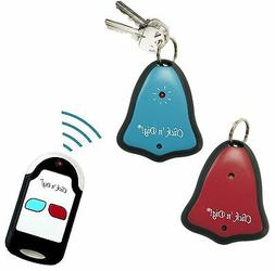 Click 'n Dig Model D2 Key Finder. 2 Receivers. Wireless RF R