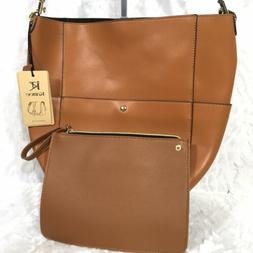 new hobo bag and wallet leather tote