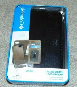 ~NEW Men's COLUMBIA Hybrid With Magnetic Folio Phonecase Wal