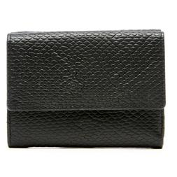 New Real Leather Women's Small Trifold Wallet Ladies Organiz