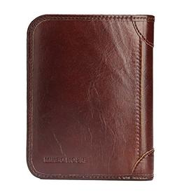 NEW BISON DENIM RFID Blocking Bifold Wallet Front Pocket Gen