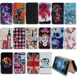 For Nokia 3.1 5.1 6.1 Plus/ 7.1 8.1 / X5 X7 Leather Wallet S