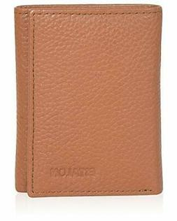 Real Leather Wallets for Men - RFID Blocking Slim Trifold Wa