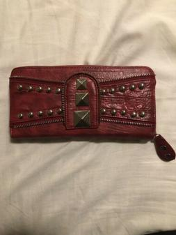 Red Wallet For Women