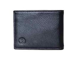 Timberland Rfid Commuter Mens Billfold Leather Wallet