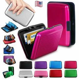 RFID Credit Card Holders Wallets Protectors for Blocking Sle