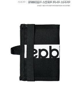 S99979 Adidas Wallet Linear Performance Unisex Black Holder