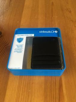 Columbia Security Wallet Handcrafted Construction Multiple C