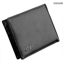 Slim Wallet For Men Bifold Wallet With ID Window RFID Blocki
