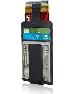 slim wallets for men magnetic money clip