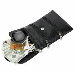 Small Anti Theft Crossbody Bag Cell Phone Purse Wallet For W