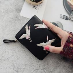 Small Wallets For Women Coin Purses Ladies Cards Bags Casual