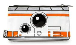 Star Wars Episode VII BB8 Pencil Case 8 x 5in