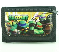 TMNT Teenage Mutant Ninja Turtles Wallet for Boys Kids Trifo