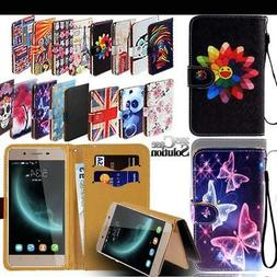 For Various XGODY X Series SmartPhones-Leather Wallet Card S