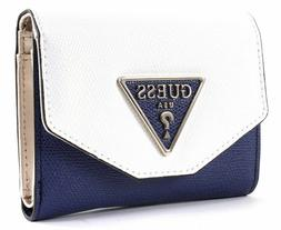 GUESS VL72 9143 MADDY SLG SMALL TRIFOLD PURSE WOMEN'S WALLET