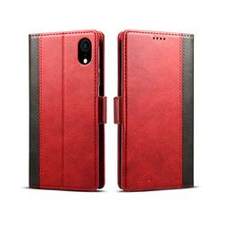 TACOO Wallet Case for iPhone XR 2018,Soft Pu Leather Slim Fi