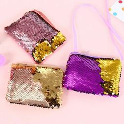 Wallet Kids Women Coin Purse Pocket For Girls Square Organiz