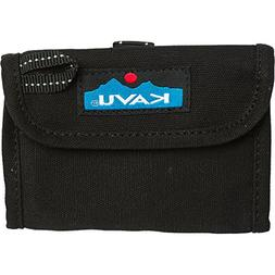 """KAVU Wally Wallet """"Counter Candy"""" Wallet,Black,One Size"""