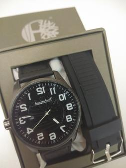 TIMBERLAND WATCH MEN WOMEN WRIST WATCH - FREE GIFT