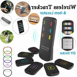 Wireless Alarm Anti-lost Tracker Tag Key Finder Wallet Pet I