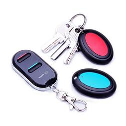 Wireless Wallet Locator Set by Vodeson, Portable RF Key Find