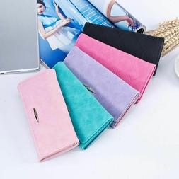 Woman Wallet Long Clutch Large Capacity Female Purse Lady Pi