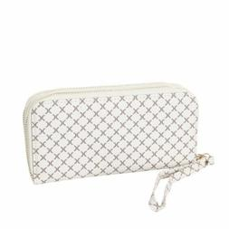 Womens PU Leather Wallets Credit Card Cash Holder Large Capa