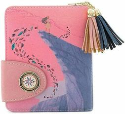 Loungefly x Disney Pocahontas Colors of the Wind Wallet