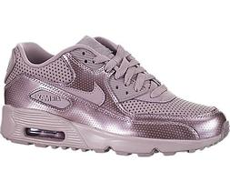 NIKE Youth Air Max 90 SE LTR GS Leather Elemental Rose Train